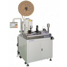 KS-T103 Series of Automatic Cut, Strip, Crimp, Seal and Tin Soldering Machines