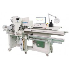 KS-T201 Fully Automatic Cut, Strip & Crimp Machine with Sealing Station