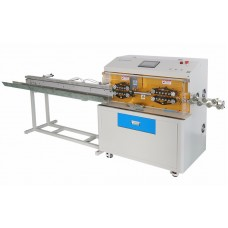 KS-W002 Servo Motor Driven Automatic Cut & Strip Machine