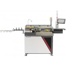 KS-W114 Automatic Wire Cut, Strip, Twist & Solder Tinning Machine