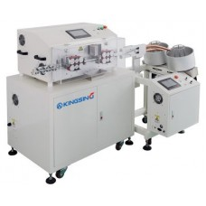 KS-W170 Automatic Cut & Strip Machine with Coiling System