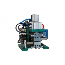 KS-W332 & W335 Pneumatic Wire Strip & Twist Machines