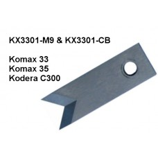 Komax 33/Kodera C300 Long Blade (Carbide)