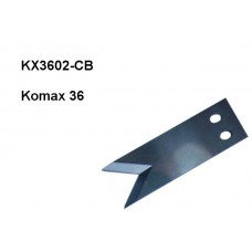 Komax 36/Kodera C373 Short Blade (Carbide)