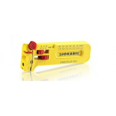 Jokari Adjustable Wire Stripper (0.25-0.80mm)