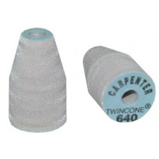Enamel Wire Stripping Twincone Wheels 640 Grade